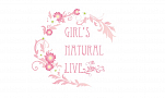 GIRL'S NATURAL LIVE