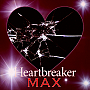MAX Digital Single「Heartbreaker」ジャケ写