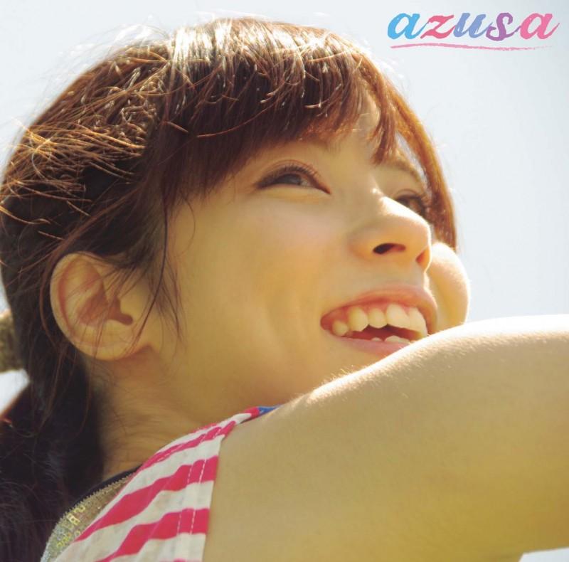アニメ「もしドラ」のオープニングテーマを歌うシンガーソングライター azusaの1stアルバムが発売!