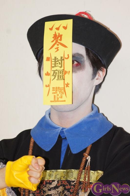 9nineのメンバーが本人役で出演するドラマ「好好!キョンシーガール~東京電視台戦記~」がいよいよ10月12日スタート!