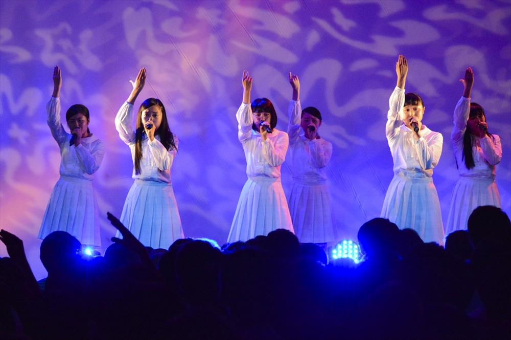 アイドルネッサンス 初の単独ライブで19曲ノンストップで楽曲を披露! 3ヶ月連続で音源リリース決定! 2ndワンマンも開催決定!