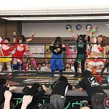 「東京女子プロレス」練馬大会より