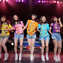 9nine 3rdワンマンライブ「青年館の9nine」 (C) LesPros entertainment