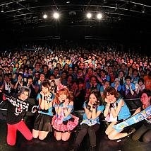 LoVendoЯ LIVE TOUR 2014-15 ~貴方の心(ハート)を盗(いただ)きます~@新宿BLAZEより
