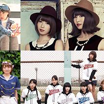 アイドルばかりピチカート -小西康陽×T-Palette Records―参加グループ