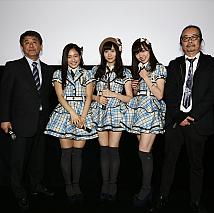 SKE48 ドキュメンタリー映画「アイドルの涙 DOCUMENTARY of SKE48」大ヒット御礼トークショーより