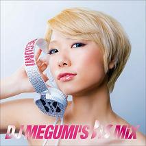 DJ MEGUMI'S BiS MiXジャケ写
