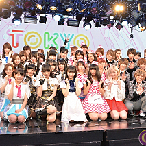 「TOKYO IDOL FESTIVAL2015(TIF2015)」コラボ抽選会より