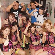 劇場版プロレスキャノンボール2014 in AKIHABARA~アイドルVSプロレス~より