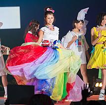 Girls Award 2015 SPRING/SUMMER 映画『インサイド・ヘッド』スペシャルステージより