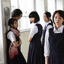 映画「東京無国籍少女」より (C)2015東映ビデオ