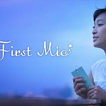 """杏 """"My First Mio""""「『澪』と過ごす七夕」篇"""