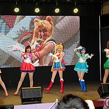 ミュージカル「美少女戦士セーラームーン」(東京おもちゃショー2015)