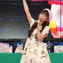 「おまかせ!ミラクルキャット団」中川翔子みらくるステージ