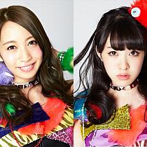 Cheeky Parade 渡辺亜紗美(左)・山本真凜(右)