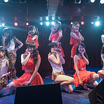 DIANNA☆SHOWCASE vol 11 in TOKYOより