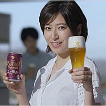 南沢奈央出演『麦とホップ The gold ゼッタイもらえるCP 実施中篇』より