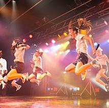 『走るひと Presents 「ノンストップ全力ライブ」 supported by adidas / New Balance』より