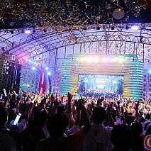TOKYO IDOL FESTIVAL 2015グランドフィナーレより