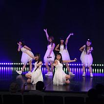 「ミナミアイドルフェスティバル8.9」の様子