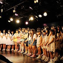 デビュー直前アイドル5組新人公演2015同窓会~シンデレラは私です!~より