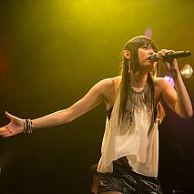 """織田かおり「8th SOLO LIVE""""FRIDAY NIGHT""""」の様子"""