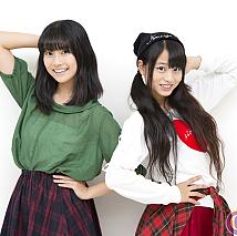 朝倉ふゆな(左)、桑澤菜月(右)
