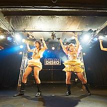 Clap!Clap!「Clap!Clap!一周年記念ワンマンLIVE~エビバディ☆ぱちん!!!~」の様子