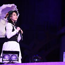 「松井玲奈・SKE48卒業コンサート in 豊田スタジアム ~2588DAYS~」の様子