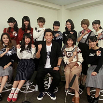 SUPER☆GiRLS&木本武宏(TKO)