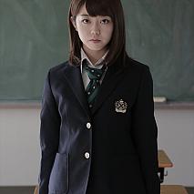 峯岸みなみ 映画『女子高』イメージショット (C)映画「女子高」製作委員会