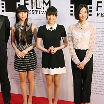 第28回 東京国際映画祭レッドカーペットより