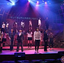 「ハイスクールミレニアム2015」ゲネプロ公演より