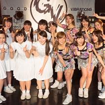 『Good Vibrations Idol vol.1 アップアップガールズ(仮)vs. アイドルネッサンス』より