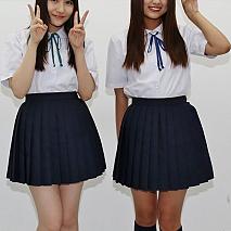 東海林藍(左)・沖田彩花