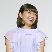 映画『オオカミ少女と黒王子』大阪舞台挨拶より。