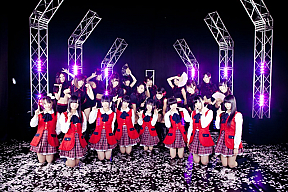 LinQ アーティスト写真 (C) T-Palette Records