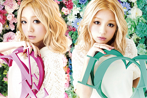 西野カナ「Love Collection ~pink~」「Love Collection ~mint~」
