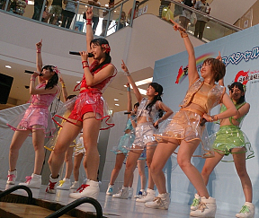 SUPER☆GiRLS