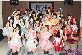 FORCE MUSIC コンベンション 記者会見より
