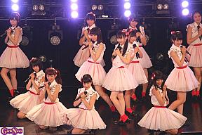 NGT48『TOKYO IDOL FESTIVAL 2016』ステージより