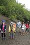 カントリー・ガールズ富士登山の模様