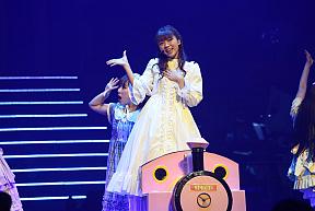 三森すずこ「Grand Revue」日本武道館公演より