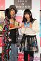 いとうかなこ(左)・亜咲花(右)