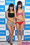 榊まこ(左)・西山乃利子