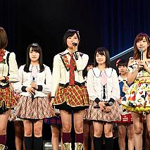 HKT48「5周年記念特別公演」より