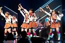 HKT48「手をつなぎながら」公演 (c)AKS