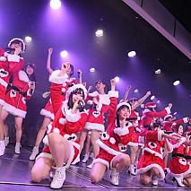 NGT48「クリスマス特別公演」より(c)AKS