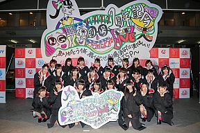 劇場オープン1周年記念セレモニー(c)AKS