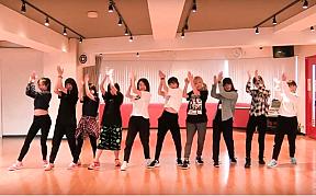 GEM『Sugar Baby』ダンス プラクティス動画